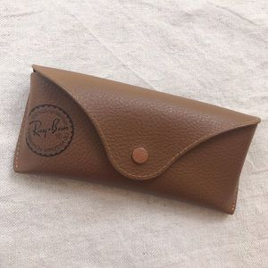 Ray - Ban Brown sunglasses case
